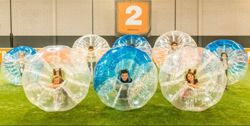 Du bubble bump en famille / Toulon