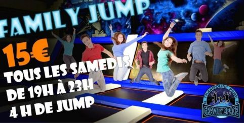 Family Jump à Gravity Space