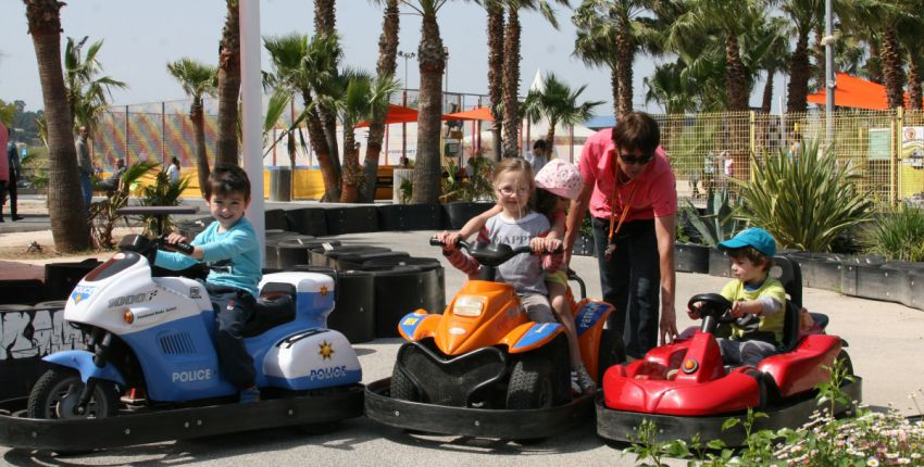 karting enfant toulon